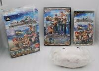 PSP Nayuta no Kiseki LImited Box w/ CD & PassCase Japan PlayStation Portable