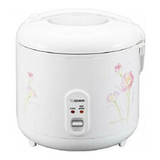 Zojirushi NS-RPC18FJ Rice Cooker and Warmer (1.8-Liter, Tulip)