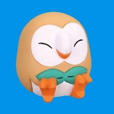 Takara Tomy Pokemon Sun & Moon Oyasumi Friends Night Sleep P1 Rowlet Figure