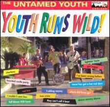 The Untamed Youth - Youth Runs Wild [New CD]