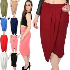 Viscose Pleated, Kilt Plus Size Skirts for Women