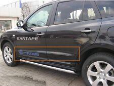 Body Side Mouldings Door Molding Protector Trim for Hyundai Santa Fe 2007-2011