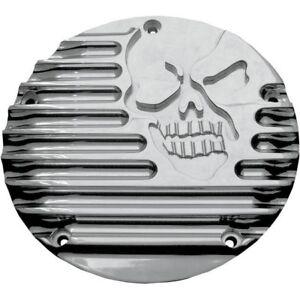 Derby Cover Covingtons Machine Head - Chrome C1074-C