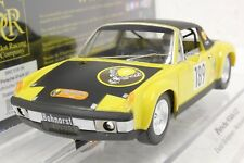 SRC 01609 PORSCHE 914/6 GT WOLFENBUTTEL 1972 NEW 1/32 SLOT CAR IN DISPLAY CASE