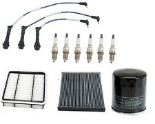 For Lexus GS300 01-04 L6 3.0L Tune Up Kit with Filters Sprak Plugs and Wire Set