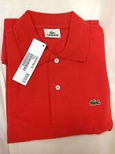 Lacoste Regular Collar Polo Casual Shirts for Men