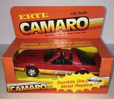 1980's ERTL Z28 Camaro Durable Die Cast Metal Replica, 1:25 Scale,MIB (B89)
