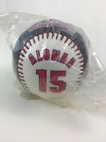 Cleveland Indians Baseball Alomar #15 Hometown Superstars II BK Vintage 1997