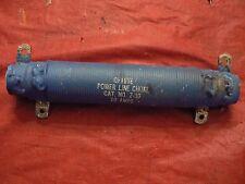 20 Amp RF Common Mode Power Line Choke for Transmitter  Ohmite Z-30