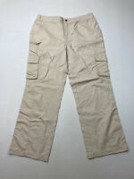BERGHAUS WALKING Trousers - W38 L33 - Cream - Great Condition - Men's