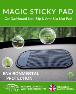 Magic Sticky Silicone Pad Car Dashboard Non-Slip & Anti-Slip Mat Pad
