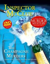 Inspector McClue Champagne Murders Murder Mystery Dinner Party Game