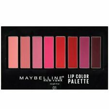 Maybelline New York Lip Studio Lip 01 Color Palette , 0.14 oz.