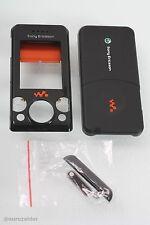 Sony ERICSSON w580i chassis completamente nero FRONTCOVER Cover Posteriore Cover Posteriore B....