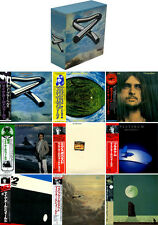 "Mike Oldfield ""Tubular Bells"" JAPAN MINI LP 10 CD (9 titles) BOX"