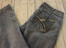 "Silver Jeans ""Camden Rose"" Women's Bell Bottom Denim Size 33 x 28"