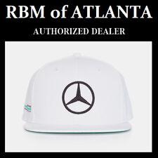Limited Edition Mercedes AMG F1 Lewis Hamilton 2016 Mexico GP Hat Flatbill Cap