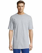 Hanes Men's Big & Tall T-Shirt Tee Beefy-T Crewneck Short Sleeve Cotton LT-4XLT