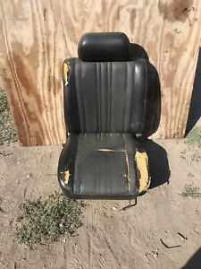Datsun 510 RH Front Seat 2DR OEM Slides And Mounting Hardware
