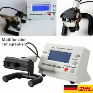 MTG-1000/2000 LCD-Uhr Tester Zeitwaagen Timegrapher Timing Calibration Machine