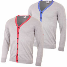 Wool Cardigan Jumpers for Men