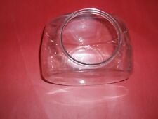 New listing Large Plastic Drum Fish Bowl also bus 00006000 iness cards, candy, etc. Almost 1 gallon