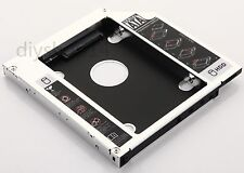 SATA 2nd HDD SSD Hard Drive Caddy Adapter For Lenovo IdeaPad G575 Z575 Y480 P580