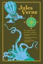 Leather-Bound Classics: Jules Verne by Jules Verne (2012, Leather)