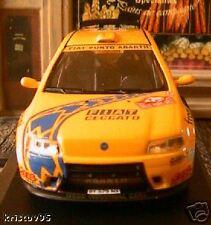 FIAT PUNTO S1600 #58 1/43 RALLYE MONTE CARLO 2003 LIGATO GARCIA IXO ALTAYA