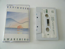 KEVIN PEEK AWAKENING CASSETTE TAPE SKY 1981 WHITE PAPER LABEL ARIOLA