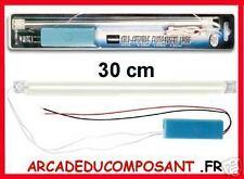ECLAIRAGE MINI FLUO 12V BLANC POUR CAMPING CAR (ref 86071-1) Poids 500g