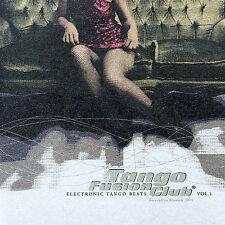 Tango Fusion Club 1, Tango Fusion Club, New Import