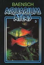 BAENSCH Aquarium Atlas Volume 3, Hardcover