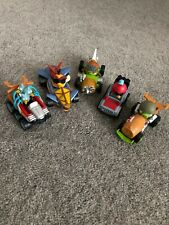 Angry Birds Cars Vehicles Hasbro X 5
