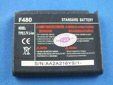 FÜR Samsung Akku SAM SGH F480 Battery 3.7 V Li-ion SGH Batteria Ersatzaccu High