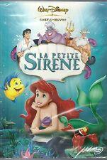 DVD - WALT DISNEY : LA PETITE SIRENE / NEUF EMBALLE