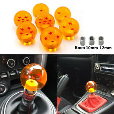 Universal Car Auto Dragon Ball Z Manual Transmission Ball Gear Shift Knob 7 Star