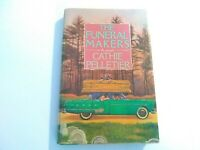 The Funeral Makers by Cathie Pelletier 1986, 1st Edition, Printing DJ- Signed