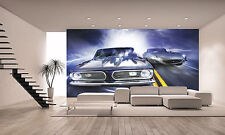 Cars Racing  Wall Mural Photo Wallpaper GIANT DECOR Paper Poster Free Paste