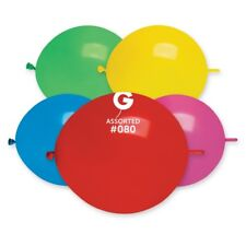 "Garland Balloons 33cm-13"" 10 pc pack High Quality Assorted Party All Occasions"
