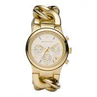 Michael Kors MK3131 Ladies Runway Chronograph Watch - UK Seller