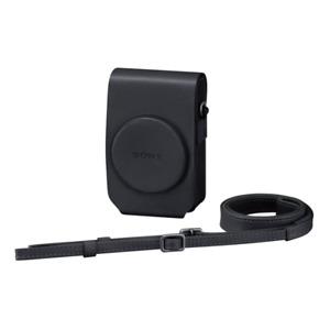 Sony LCS-RXG Tasche RXGB schwarz für RX100 , RX100 M2, RX100 M3,  RX100M4