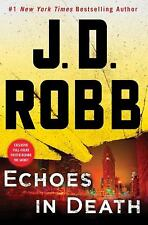 Echoes in Death  (ExLib) by J. D. Robb