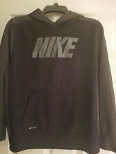 Nike dryfit hoody XL Boys Black/Gray