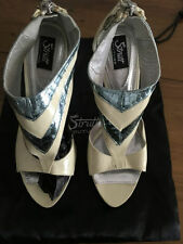 Leather Special Occasion Pumps, Classics Medium (B, M) Heels for Women