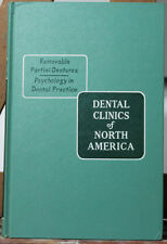 Saunders DENTAL CLINICS OF NORTH AMERICA Nov 62 PARTIAL DENTURES/PSYCOLOGY Issue