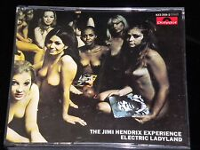 The Jimi Hendrix Experience ‎Electric Ladyland - 2CD's Album - Rare German Press