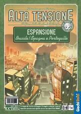 Alta Tensione: Espansione Brasile / Spagna e Portogallo, Edizione Italiana