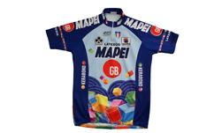 Maillot vélo rétro Sportful Mapei Colnago Latexco UCI 1995