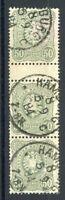 Deutsches Reich MiNr. 44 Zs gestempelt ungefaltet (U855